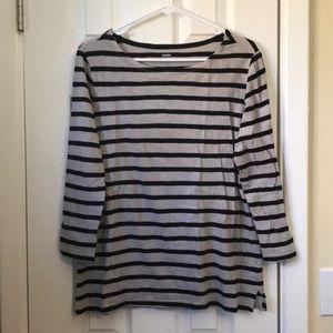Old Navy 3/4 sleeve shirt